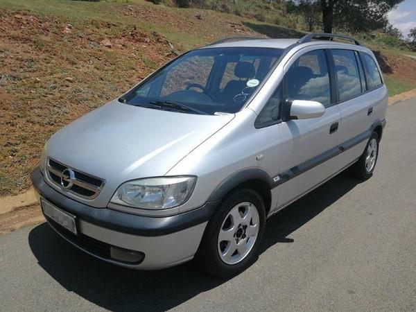 2004 Opel Zafira 2.2 Elegance At  Gauteng Roodepoort_0