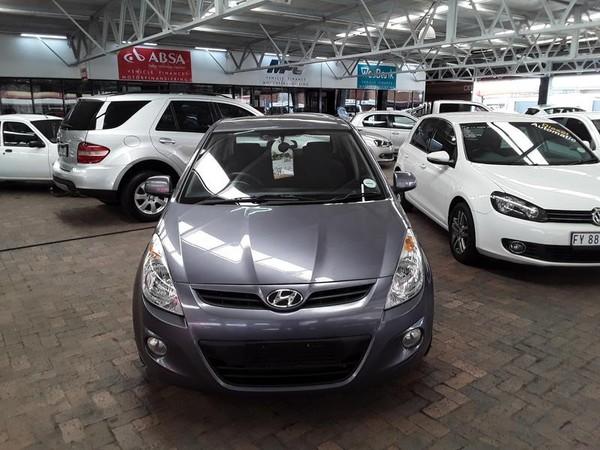 2012 Hyundai i20 1.6  Gauteng Vereeniging_0