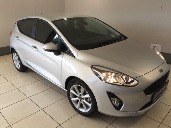 2019 Ford Fiesta 1.5 TDCi Trend 5-Door Gauteng Johannesburg_0