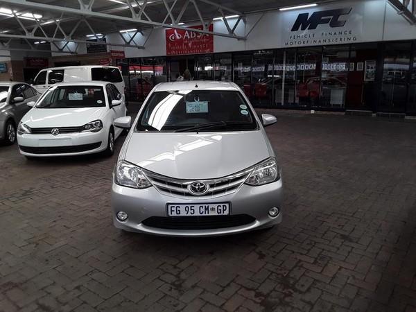 2013 Toyota Etios 1.5 Xs 5dr  Gauteng Vereeniging_0