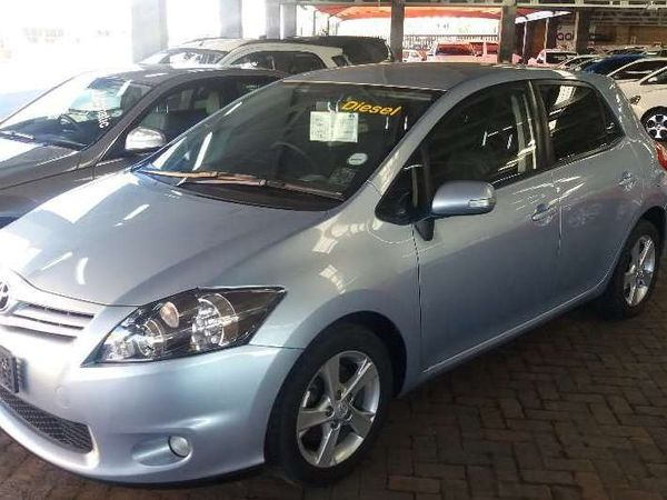 2010 Toyota Auris 2.0 D-4d Xd  Gauteng Vereeniging_0