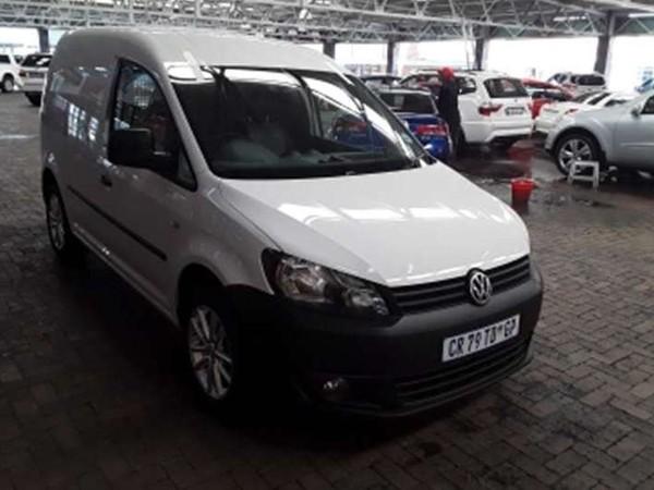 2013 Volkswagen Caddy 1.6i 75kw Fc Pv  Gauteng Vereeniging_0
