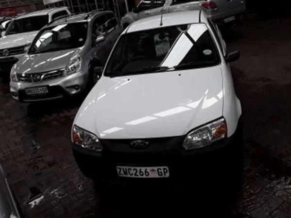 2010 Ford Bantam 1.3i Pu Sc  Gauteng Vereeniging_0