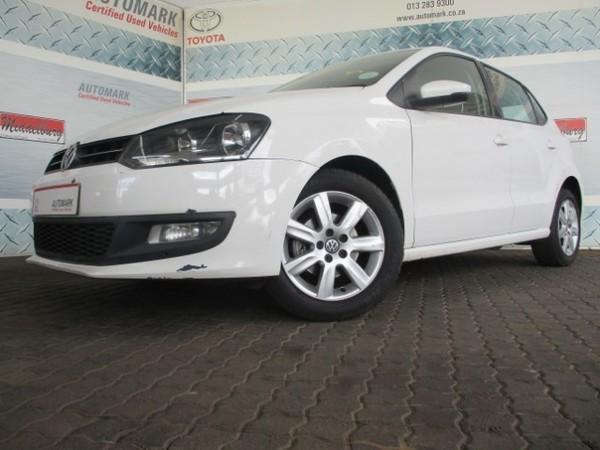 2010 Volkswagen Polo 1.4 Comfortline 5dr  Mpumalanga Middelburg_0