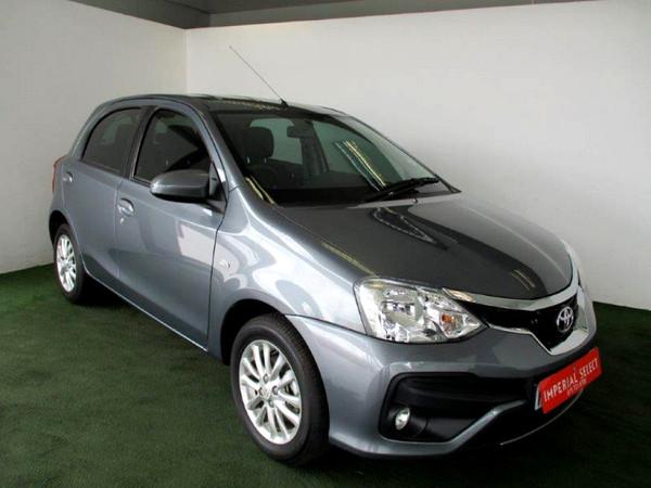 2018 Toyota Etios 1.5 Xs 5dr  Gauteng Randburg_0