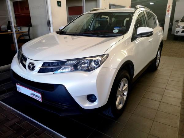 2014 Toyota Rav 4 2.0 GX Western Cape Worcester_0