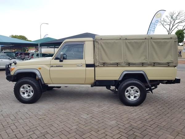2008 Toyota Land Cruiser 4.5 EFI PU SC Western Cape George_0