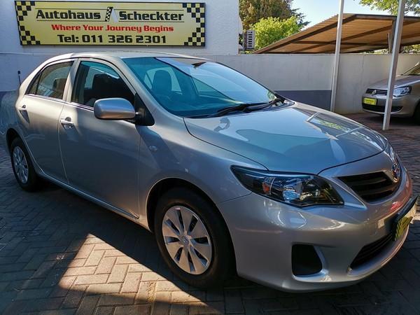 2017 Toyota Corolla Quest 1.6 Plus Gauteng Randburg_0