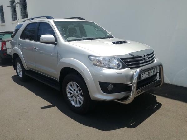 2012 Toyota Fortuner 3.0d-4d Rb  Gauteng Pretoria_0