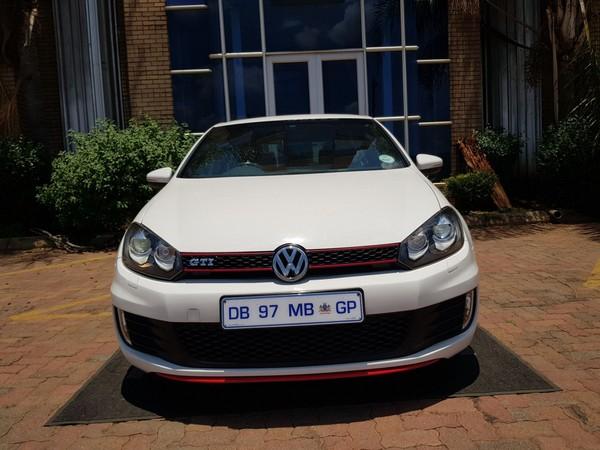 2010 Volkswagen Golf Gti 2.0t Fsi Dsg  Gauteng Pretoria West_0