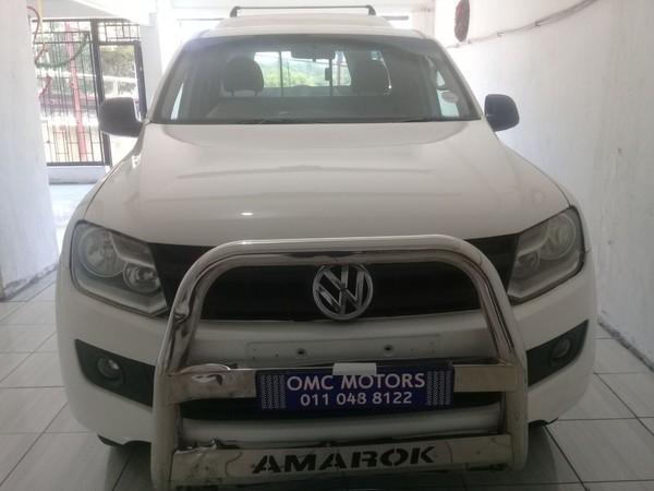 2012 Volkswagen Amarok 2.0 tdi  Gauteng Johannesburg_0