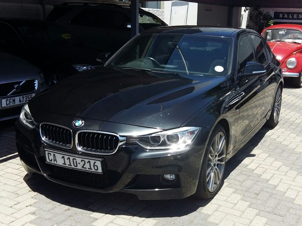 2014 BMW 3 Series 320i M Sport Line At f30  Western Cape Mowbray_0