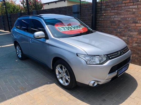 2014 Mitsubishi Outlander 2.4 Gls At  Gauteng Pretoria_0