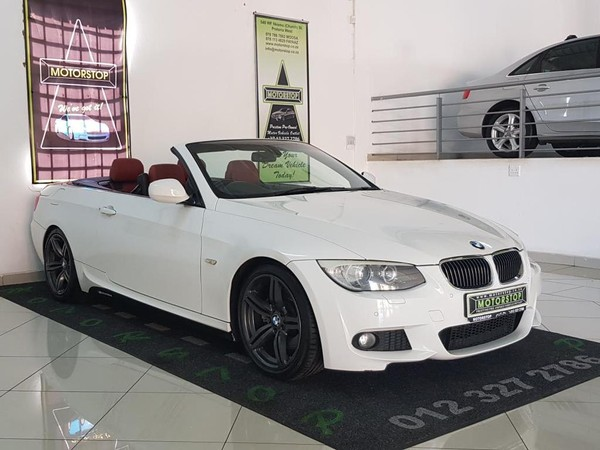 2011 BMW 3 Series 330i Convert Sport At e93  Gauteng Pretoria_0