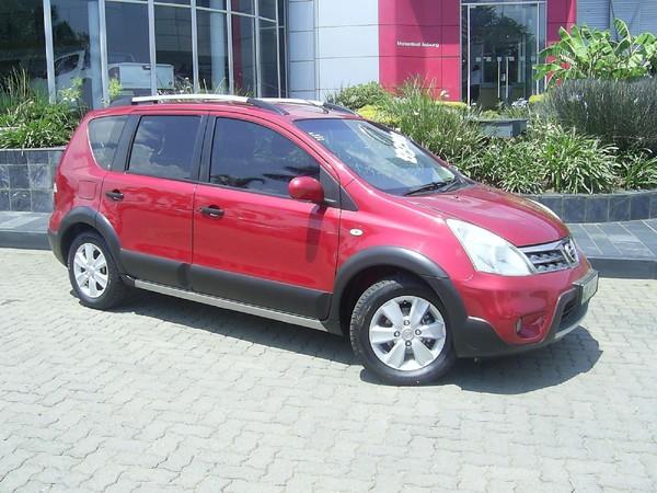 2009 Nissan Livina 1.6 Acenta X-gear  Gauteng Johannesburg_0