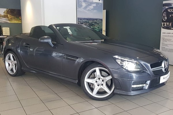 2015 Mercedes-Benz SLK-Class 200 AMG Line At Call Kent 079 899 2793 Western Cape Claremont_0