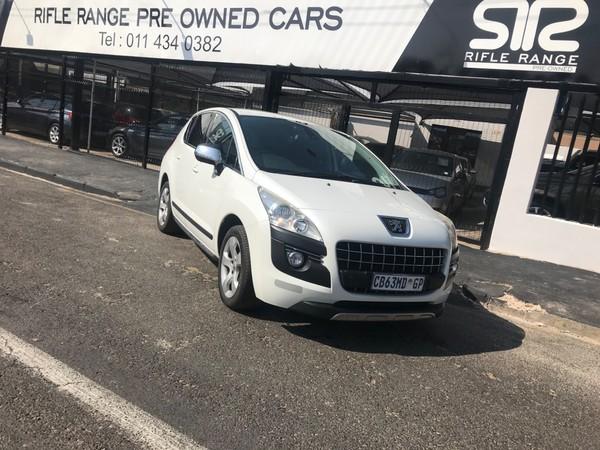 2012 Peugeot 3008 1.6 thp  100000kms Gauteng Rosettenville_0