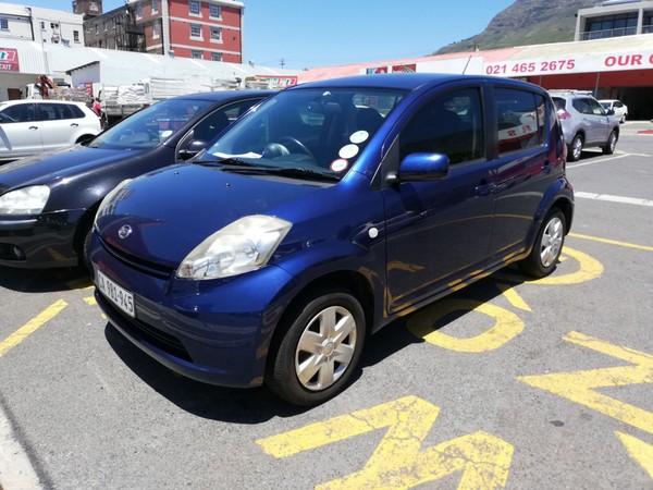2006 Daihatsu Sirion 1.3i  Western Cape Cape Town_0