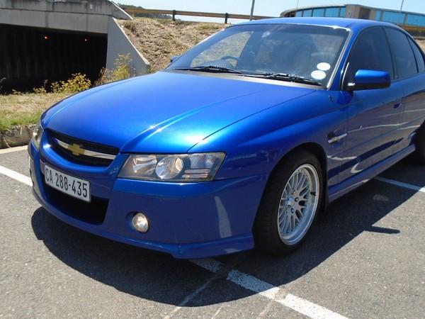 2005 Chevrolet Lumina Ss 5.7 At  Western Cape Bellville_0