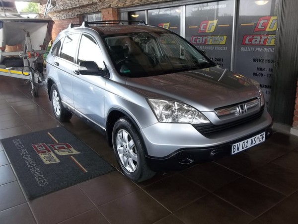 2007 Honda CR-V 2.0 Rvi At  Gauteng Boksburg_0