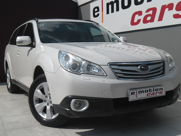 2010 Subaru Outback 3.6r  Gauteng Randburg_0