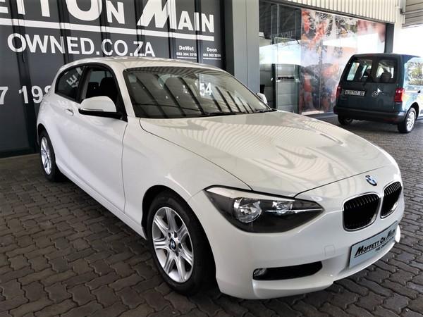 2014 BMW 1 Series BMW 116i f21 at Eastern Cape Port Elizabeth_0