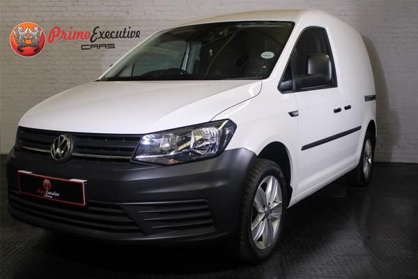 2016 Volkswagen Caddy 2.0TDi 81KW FC PV Gauteng Edenvale_0