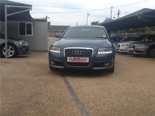 2010 Audi A6  Low Kms Economical Loads of Executive Features  Western Cape Milnerton_0
