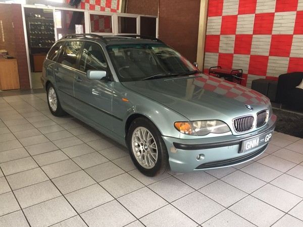 2002 BMW 3 Series 325i Touring At e46  Gauteng Benoni_0