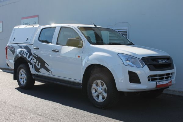 2019 Isuzu D-MAX 250 HO Hi-Rider 4x4 Double Cab Bakkie Western Cape Goodwood_0