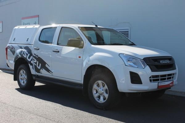 2020 Isuzu D-MAX 250 HO Hi-Rider 4x4 Double Cab Bakkie Western Cape Goodwood_0