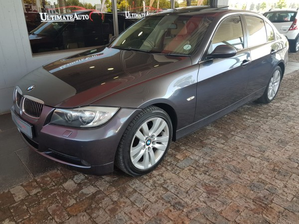 2009 BMW 3 Series 325i At e90  Gauteng Vanderbijlpark_0