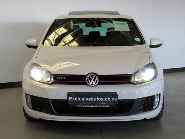 2010 Volkswagen Golf Vi Gti 2.0 Tsi LOTS of Factory fitted Extras Gauteng Pretoria_0