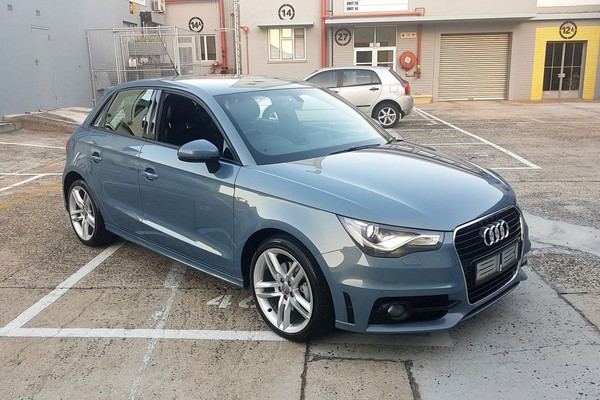 2013 Audi A1 Sportsback 1.4TFSI S-line S-tronic 5dr 59000KMS Western Cape Maitland_0