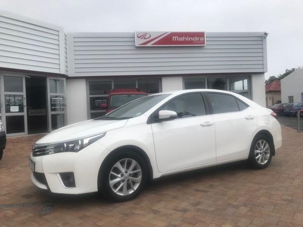2015 Toyota Corolla 1.8 Exclusive Western Cape Western Cape_0