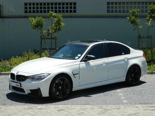 2015 BMW M3 M3 Western Cape Athlone_0