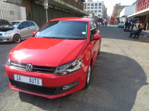2010 Volkswagen Polo 1.4 Comfortline  Gauteng Johannesburg_0