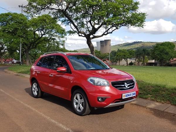 2012 Renault Koleos 2.5 Dynamique  Gauteng Pretoria West_0