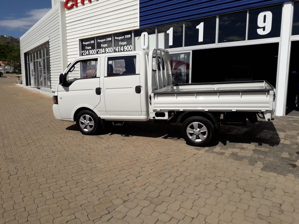 2019 JAC X200 2.8 td Double Cab Gauteng Roodepoort_0