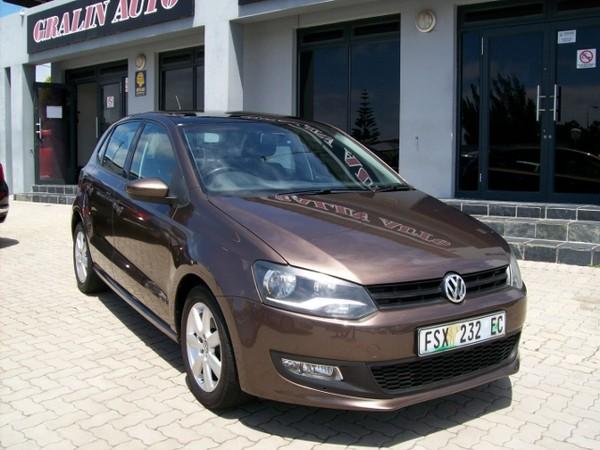 2010 Volkswagen Polo 1.6 Tdi Comfortline 5dr  Eastern Cape Port Elizabeth_0