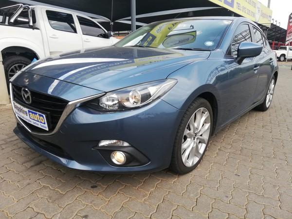 2015 Mazda 3 2.0 Astina 5-Door Gauteng Pretoria_0