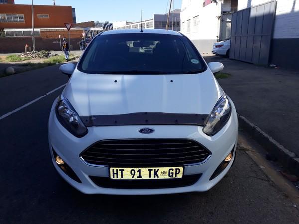 2015 Ford Fiesta 1.4 Ambiente 5-Door Gauteng Jeppestown_0