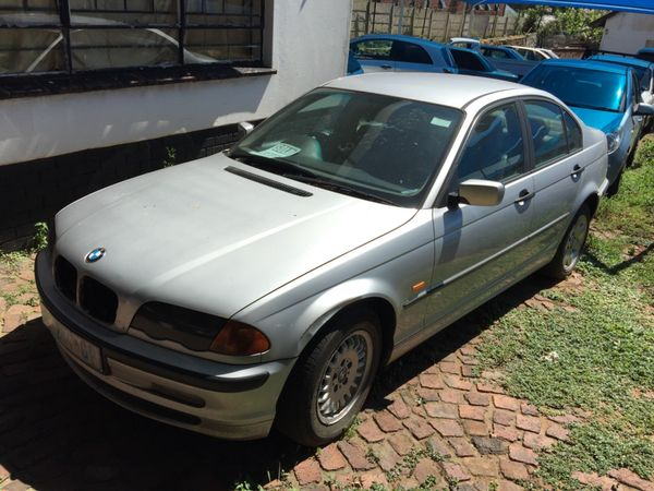 2002 BMW 3 Series Bmw NO PAPERS Gauteng Bramley_0