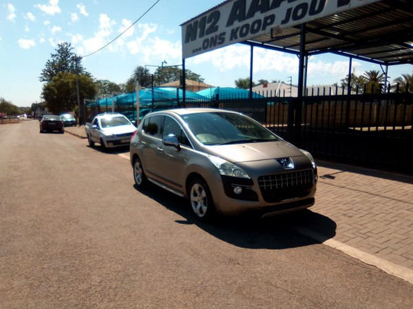2011 Peugeot 3008 1.6 Thp Executive  North West Province Klerksdorp_0