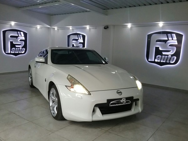 2010 Nissan 370z Coupe At  Western Cape Cape Town_0