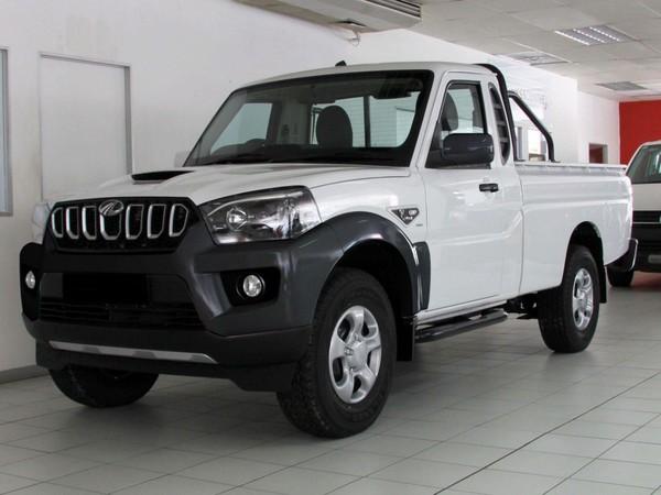 2021 Mahindra PIK UP S4 Refresh Single Cab 4x4 Kwazulu Natal Umhlanga Rocks_0