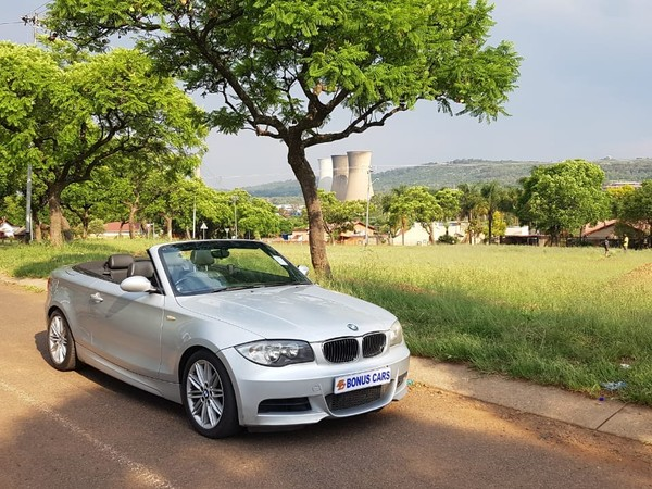 2009 BMW 1 Series 135i Convert Sport At  Gauteng Pretoria West_0