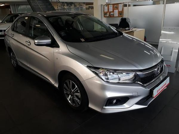 2017 Honda Ballade 1.5 Elegance CVT Gauteng Rivonia_0