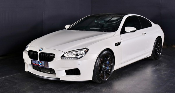2014 BMW M6 Coupe f12  Gauteng Nigel_0