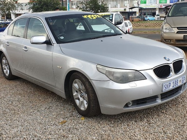 2005 BMW 5 Series 525i At e60  Gauteng Lenasia_0